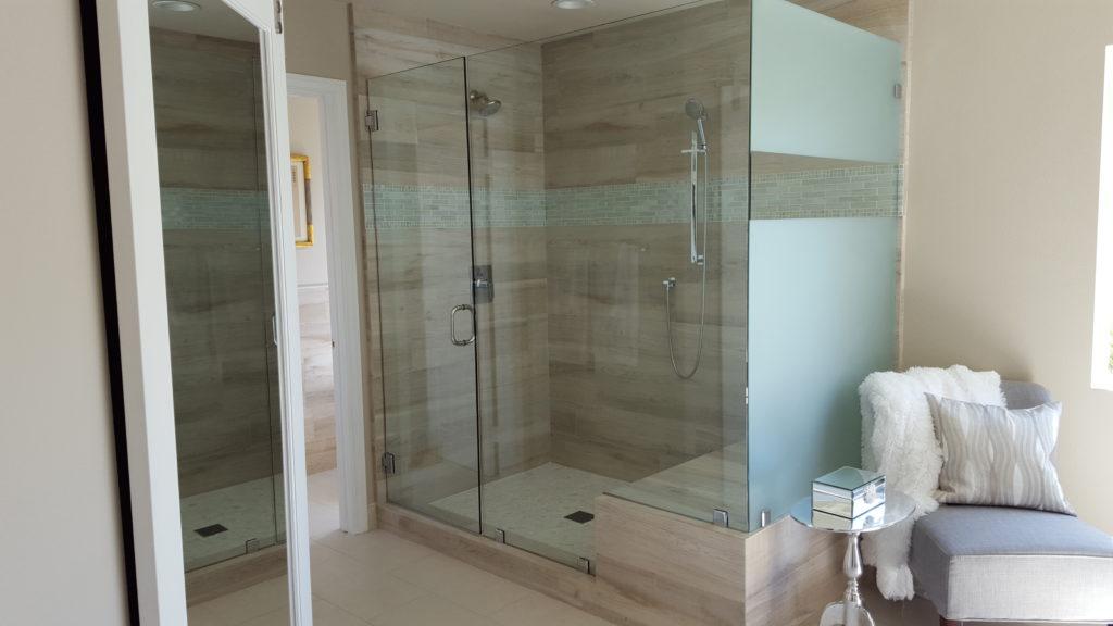 Glass Shower Enclosures – Professional Window Washing